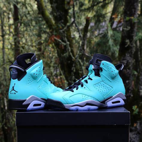 custom nike air jordan retro  tiff  supply base shoe