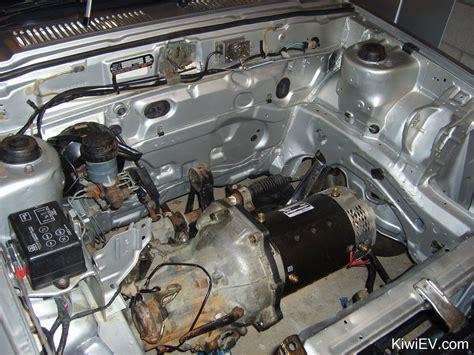 Ev Conversion the original kiwi ev electric car conversion