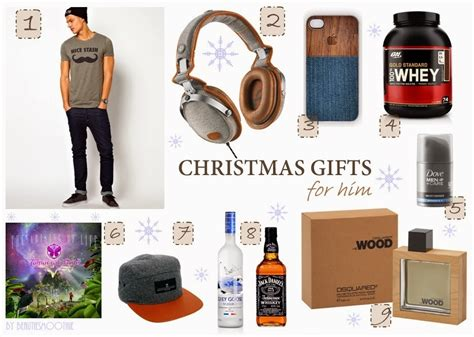 Christmas Gift Ideas Men Or By Christmas Gifts List For