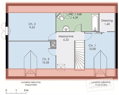 chambre avec picardie maison classique dé du plan de maison classique