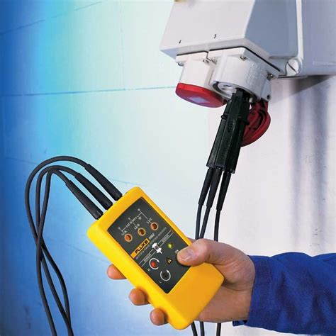 Fluke 9062 Motor & Phase Rotation Indicator Phase
