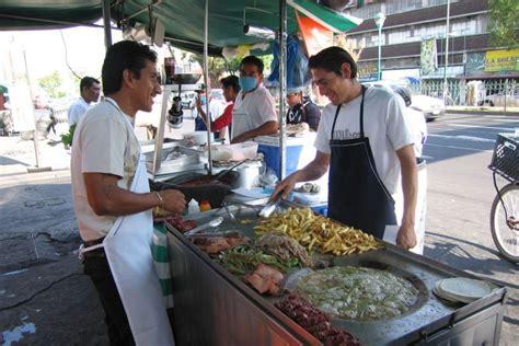 men sell tacos  mexico city markets abc news