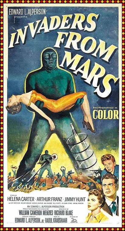 Movie Posters Horror Mars Movies Sci Fi