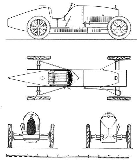 box auto dwg bugatti t 36 1926 smcars net car blueprints forum