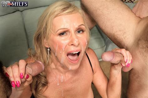 60plusmilfs ~ Bethany James ~ A Threesome For The Mom