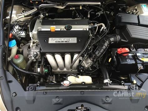 2008 Honda Accord Engine by Honda Accord 2007 Vti 2 0 In Selangor Automatic Sedan Gold