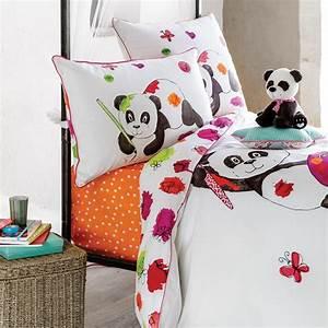 Housse De Couette Panda : linge de lit enfant comment le choisir portail parents ~ Teatrodelosmanantiales.com Idées de Décoration