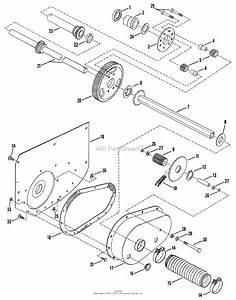 Snapper 30086 30 U0026quot  8 Hp Rear Engine Rider Series 6 Parts