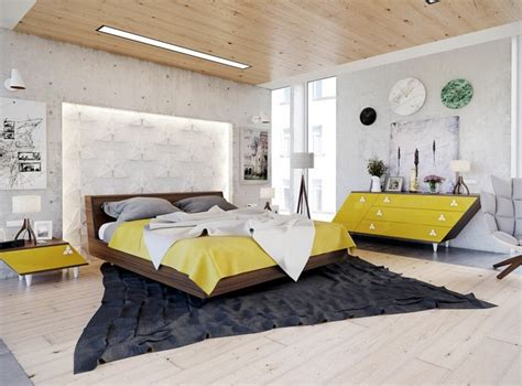 chambres à coucher design chambres à coucher de design fascinant et dynamique