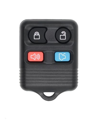 Get the appropriate replacement battery. 2S4T-15K601 Factory OEM 4 BUTTON KEY FOB Keyless Entry Remote Alarm REPLACE