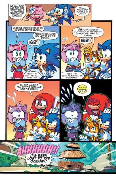 anime fight naruto edition apk sonic boom comic 3 page 3 sonic the hedgehog
