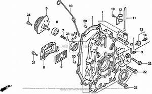 Honda Engine Diagrams