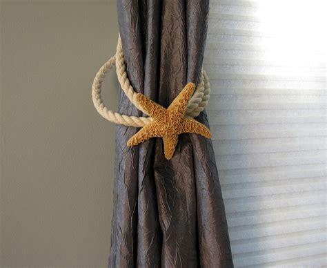 Items Similar Chunky Rope Curtain Tie Backs Large