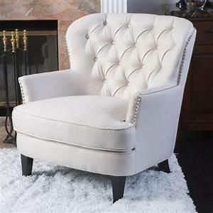 About A Chair : zyral contemporary ivory fabric club chair ebay ~ A.2002-acura-tl-radio.info Haus und Dekorationen