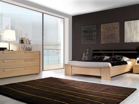 chambre a coucher style contemporain chambre contemporaine