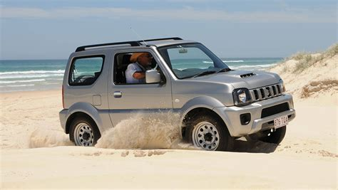 Review Suzuki Jimny by Suzuki Jimny 2015 Review Carsguide