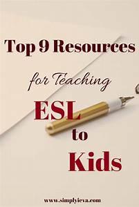 Resume For Elementary Teachers Beginner Esl Teaching Resources For Kids Simply Ieva