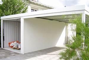 Garage Oder Carport : pressenachricht das beste aus zwei welten mit carport und garage ~ Buech-reservation.com Haus und Dekorationen