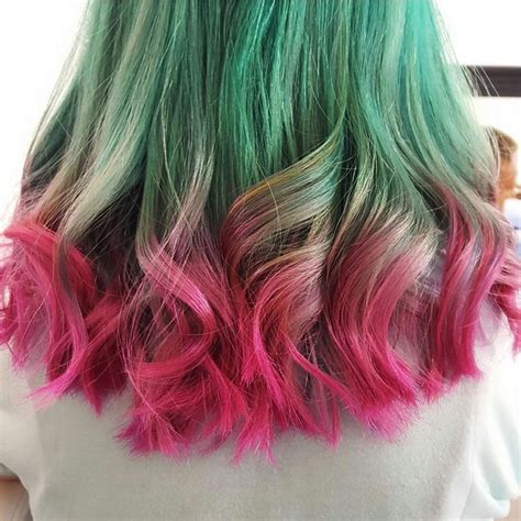 Hair Color Pictures by 20 Ideas Para Te 241 Ir De Colores Las Puntas De Tu Cabello