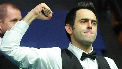 Ronnie O'Sullivan Wins His Sixth-World Championship