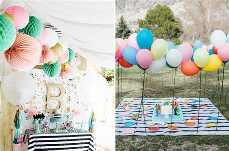birthday party ideas 1st birthday party ideas ideas and inspiration for an epic birthday party
