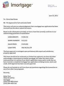knowcrazycom sample credit approval letter With loan pre qualification letter