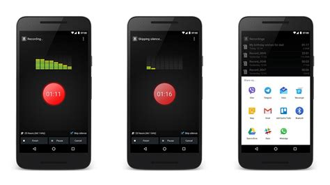 android voice recorder 10 best voice recorder apps for android android authority