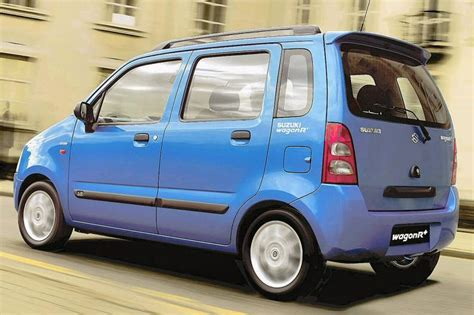 Suzuki Wagon R+ (2000 - 2008) used car review | Car review ...