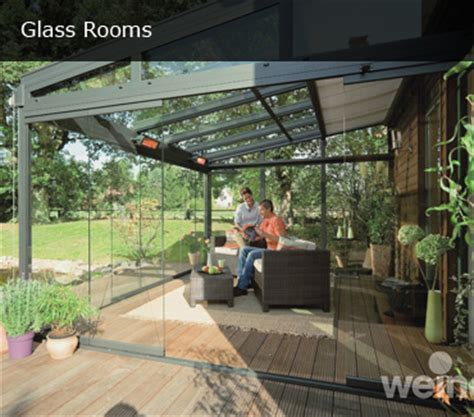 patio awnings terrace covers glass garden canopies