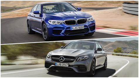 Bmw M5 Vs by Bmw M5 Vs Mercedes Amg E63s Auto Republika