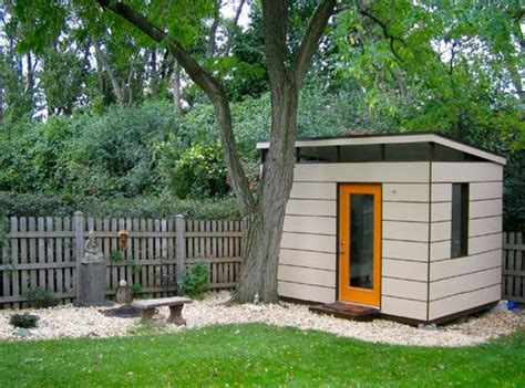 Diy Backyard Sheds by David Alphen S Modern Shed Backyards Offices And