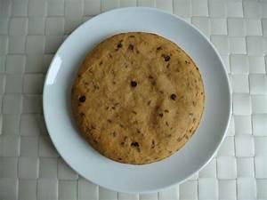 Farine De Lin Recette : cookie cake hyperprot in la farine de lin aux graines de lin et aux p pites de chocolat ~ Medecine-chirurgie-esthetiques.com Avis de Voitures