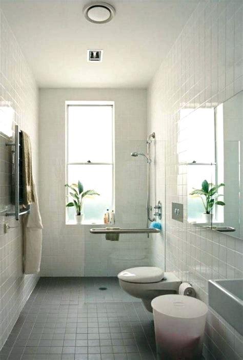 Narrow Bathroom Designs by Narrow Bathroom Ideas Small And Functional Design