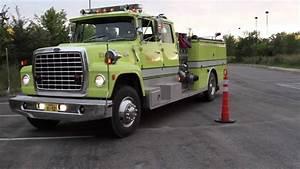 06 Fire Truck Serpentine In  U0026 Out