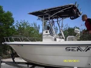 2002 Sea Fox 230 Center Console