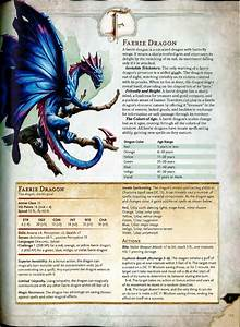 Dnd 5e Monsters Manual By William Vicentini