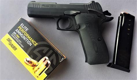 shot show    sig sauer  p carry pistol outdoorhub