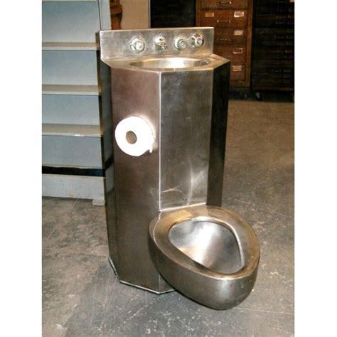 Jail Sink Toilet Combo