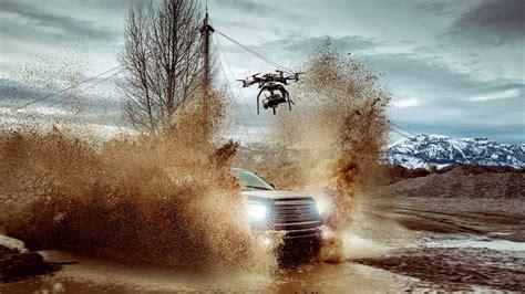 brain farm shoots   ultra hd phantom flexk drone