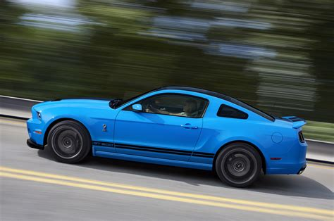 How Much Does A Ford Shelby Gt500 Cost by 2013 Shelby Gt500 Priced At 54 995 Mustang News