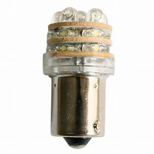 Ba15s Led 12v : bulb 12v led t18 ba15s cool white 18 leds ~ Kayakingforconservation.com Haus und Dekorationen
