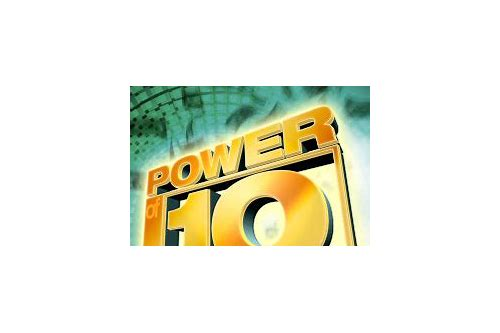 power of 10 video download