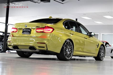 2017 Bmw M3 Competition Package Stock # G83652 For Sale