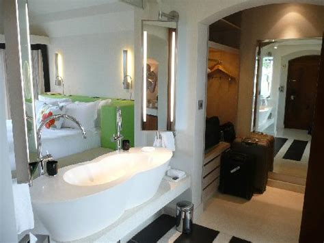sofitel chambre stunning salle de bain et dressing contemporary awesome