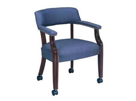 bedford captain chair with casters bed 416 conference chairs