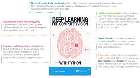deep learning  computer vision  python