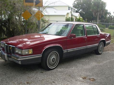 Cadillac Sedan by 1991 Cadillac Sedan For Sale