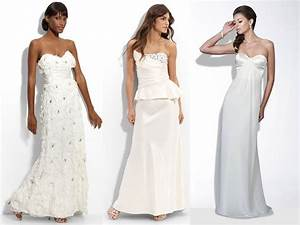 chic sophisticated 2011 wedding dresses from nordstrom39s With wedding dresses nordstrom
