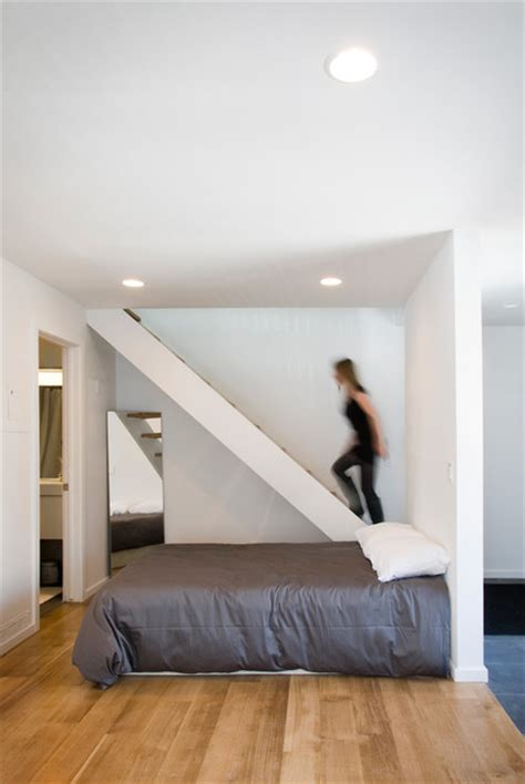 Small Apartment With Foldaway Features by Interior Design Small Condominium Unit Modern Diy
