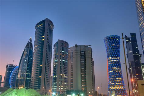 qatar high rise buildings search  pictures